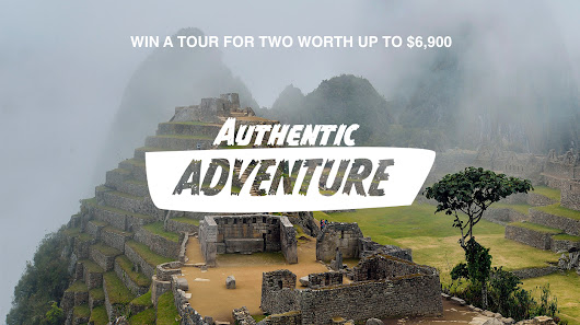 Are you ready for an authentic adventure?