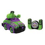 Jamn Products Inc c/o Marvel 2.4 GHz R/C Hulk Tank
