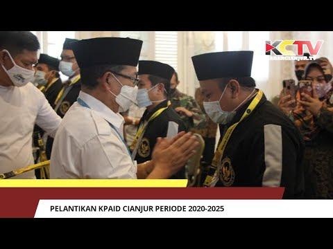 Pelantikan KPAID Cianjur Periode 2020-2025