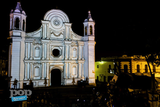 Projection Mapping Honduras