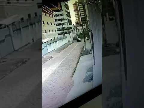 Motorista atropela adolescente de 14 anos no RN e foge sem prestar socorro; veja vídeo