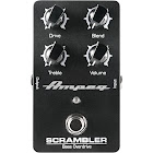 Ampeg Scrambler Bass Overdrive Bass Guitar Effects Pedal