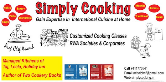 Simply Cooking