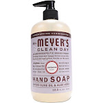 Mrs Meyers Clean Day Hand Soap, Lavender Scent - 12.5 fl oz bottle
