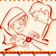 Send Rakhi to India, Online Rakhi Delivery in India: Low Cost