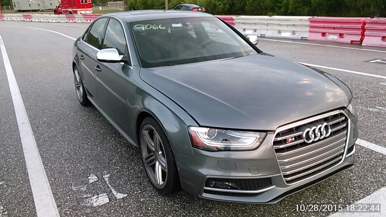 2015 Audi S4 0 60