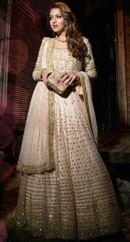 Wedmegood lehenga gown reception   Bridal   Pinterest   Gowns