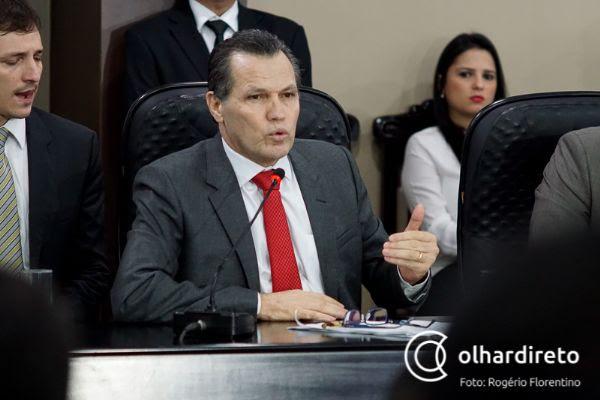 Ministro nega liberdade e Silval Barbosa continua na cadeia até 2016