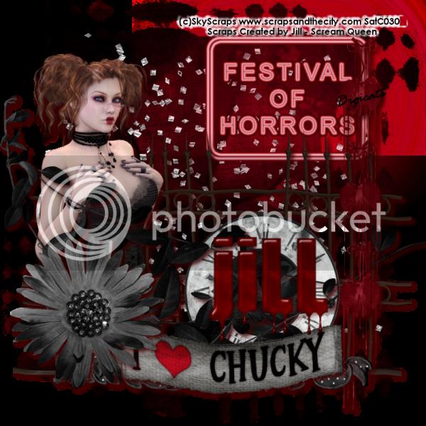 Festival of Horror - Jill
