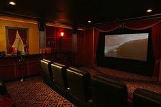 attic theater room on Pinterest | 19 Pins