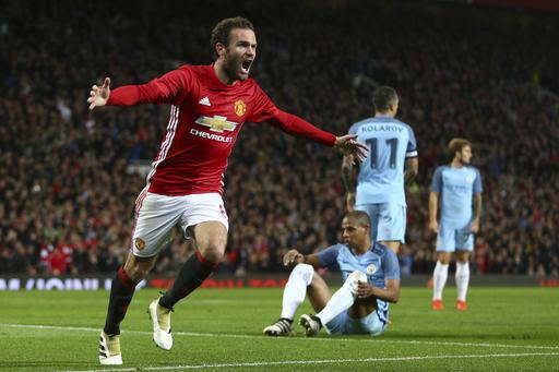 Manchester United vs. Manchester City: Score, Reaction ...