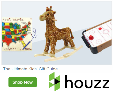 Houzz - Ultimate Kids' Gift Guide
