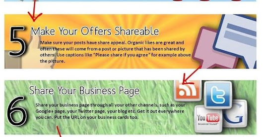 10 Tips for your business Facebook page | Marketing Madness & Miracles | Pinterest