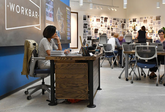 Staples Tries to Become a Hip Co-Working Hangout