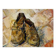 SOLD! - A Pair of Shoes Vincent van Gogh fine art painting Poster