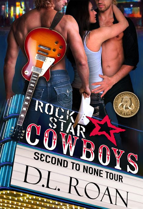 NEW RELEASE - Rock Star Cowboys by D.L. Roan