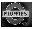 Archive film of Fluffers on the London Underground