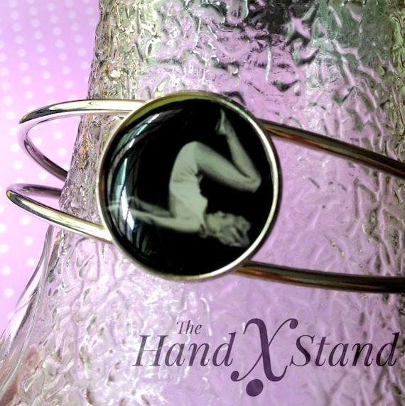 Marilyn Bracelet on HandxStand Etsy