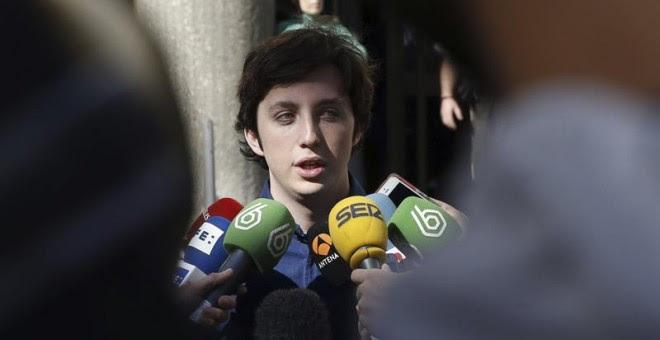 Francisco Nicolás, conocido como el Pequeño Nicolás. - EFE