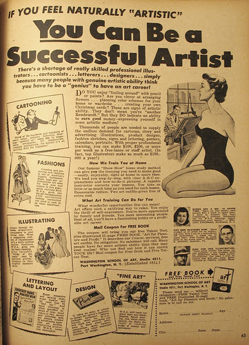 You Can Be a Successful Artist