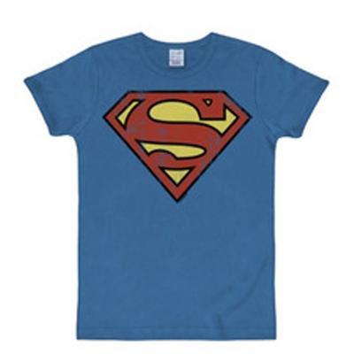 Camiseta Superman Logo Grande