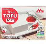 Mori-nu Soft Silken Tofu - Tetra - 12 Oz - Pack of 12