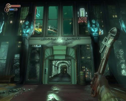 歡迎來到BioShock的海底世界