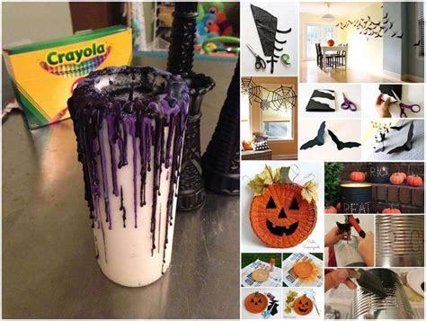 Low Cost DIY Halloween Decorations
