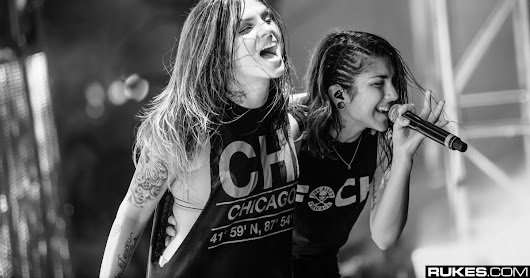 Krewella Wants You to 'Be There' For Their New Single [LISTEN]
