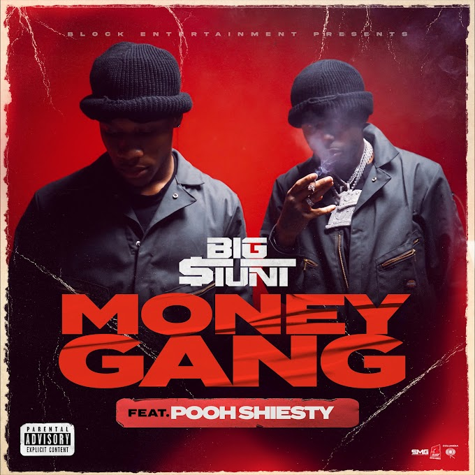 Big $tunt - Money Gang (feat. Pooh Shiesty) (Clean / Explicit) - Single [iTunes Plus AAC M4A]