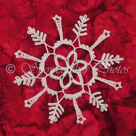 A Snowflake for Marikamum