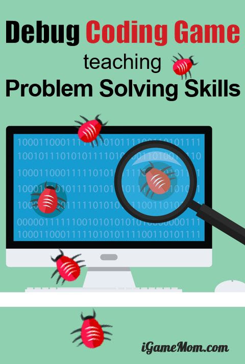 Coding Game Improving Kids Problem Solving Skills