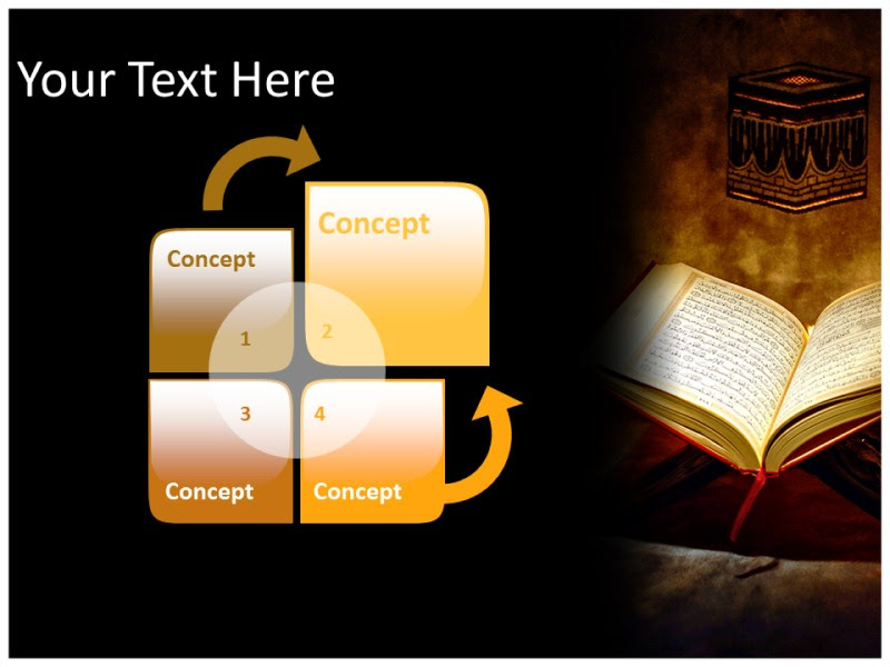 Template Ppt Quran Free