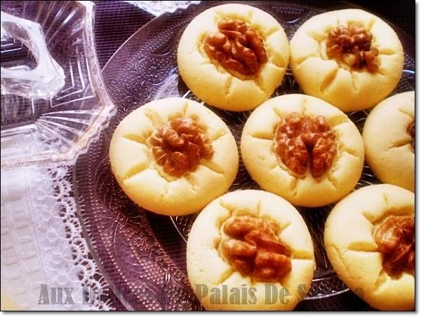 Gâteau Sec Naturel Au Sucre Ghribia / Ghribia Montecaos ...