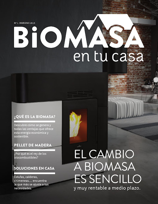 Revista biomasa en tu casa nº1 feb 2015