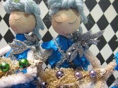 Ice Tree Queen Ornament Dolls! 21