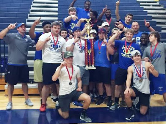 SEB High Wins State AAA Weight Lifting Championship