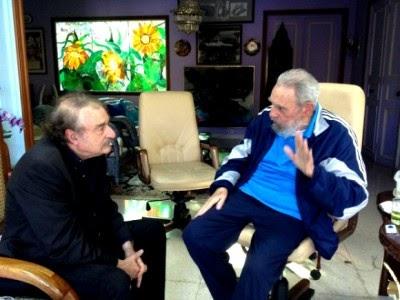Ignacio Ramonet: Mais duas horas com Fidel