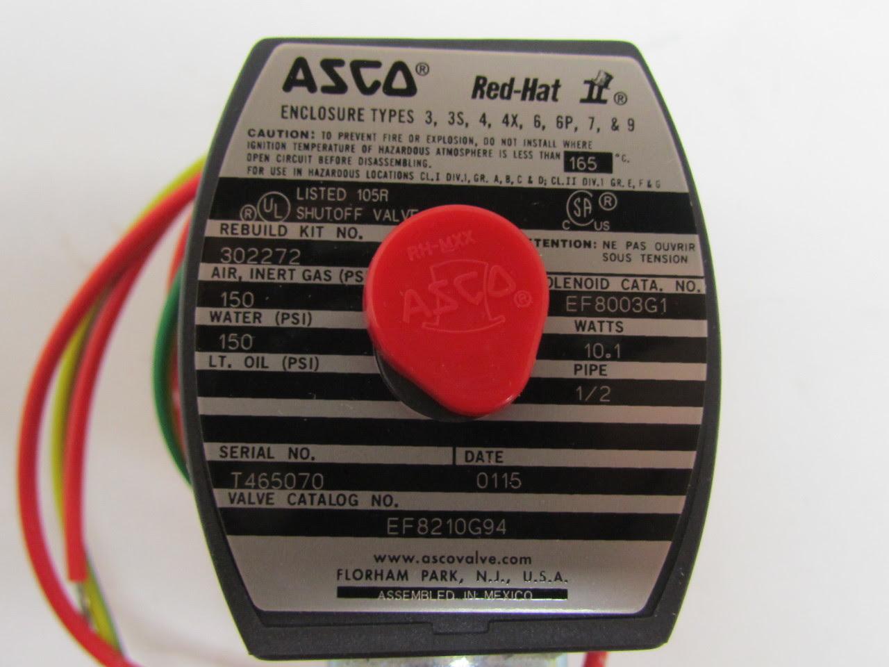 33 Asco Redhat 2 Wiring Diagram