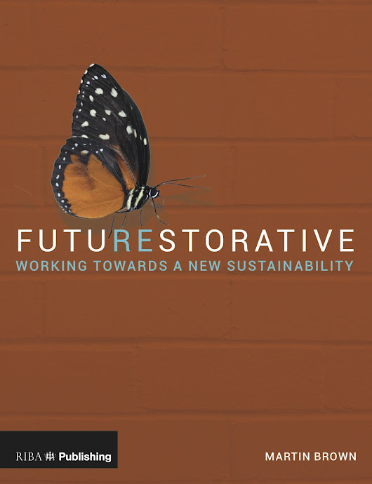 Why a Monarch butterfly on FutuREstorative cover?