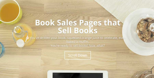 Book Sales Pages that Sell Books
