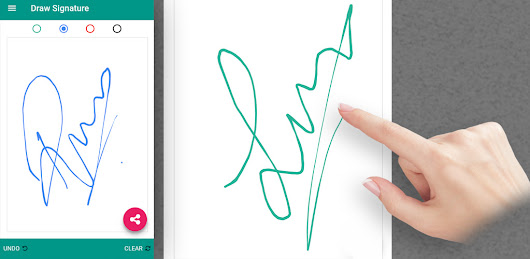 Signature App - Best Mobile App for Drawing – DIY Tech Pro