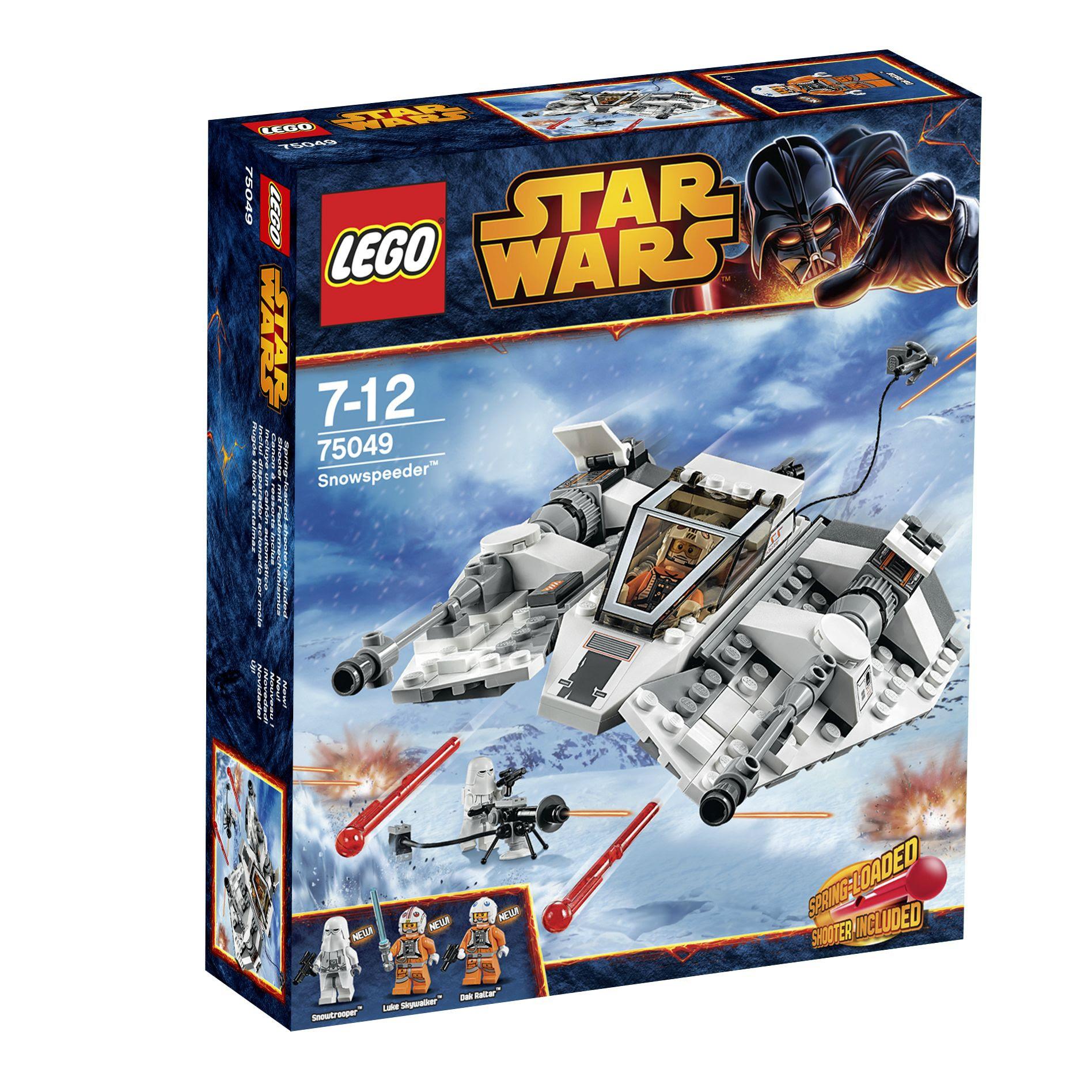 Lego Ref. 75049 Snowspeeder