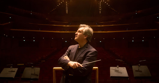 Antonio Pappano, a Conductor of the Old School, Makes His Carnegie Debut - The New York Times