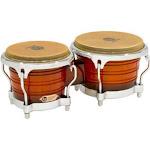 Latin Percussion LP Generation II Wood Bongos Sunburst