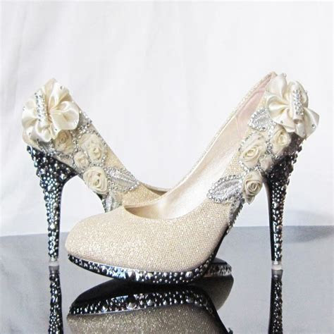 48  Best Wedding Shoes Ideas Perfect For Every Bride