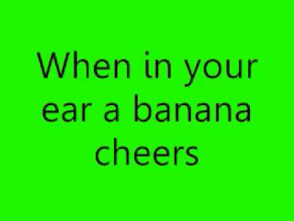 Put a banana in your ear ring tone opiniones