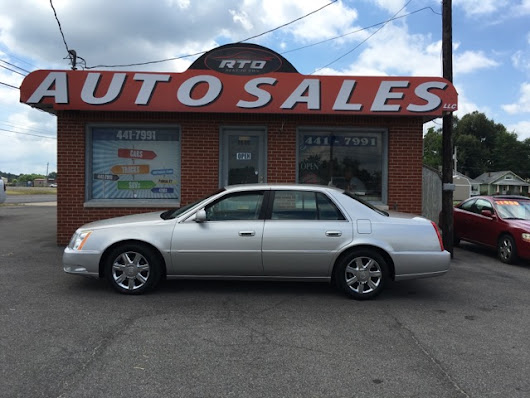 Buy Here Pay Here 2006 Cadillac DTS Sedan for Sale in Paducah KY 42003 RTO Auto Sales