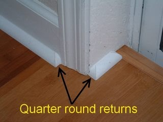 Laminate Flooring Do You Have To Use Quarter Round With Laminate