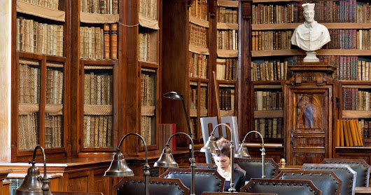 The Hidden Treasures in Italian Libraries - The New York Times